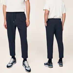 Zara Man Drawstring Pants